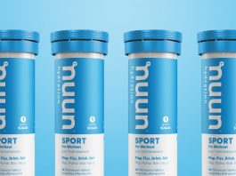 Nuun + Water = Hydration Bliss. Electrolytes and vitamins for sport, immunity, and endurance.