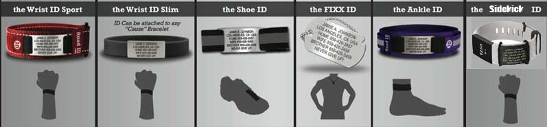 RoadID - performance emergency identification. ROAD iD speaks for people when they can't speak for themselves. Check out one of the stories that speaks for ROAD iD, and shows why wearing ID is so important.