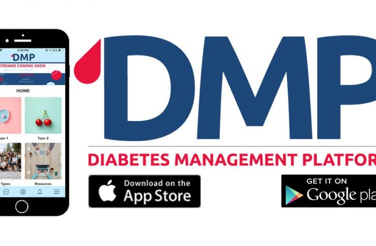Review: DMP (Diabetes Management Platform) App for iOS and Android
